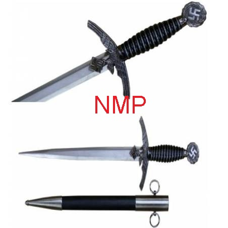 A Collectors Nazi German Officer Dagger ( 1078 )