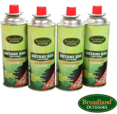 CAMPING STOVES &  BUTANE GAS