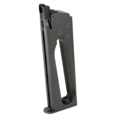 KWC MAGS for Swiss Arms P1911 ( Tangfolio Witness 1911 ) steel BB 4.5mm ( 18 shot BB ) Spare Magazine